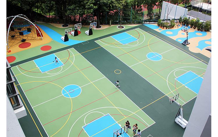SportsFlooringDubai