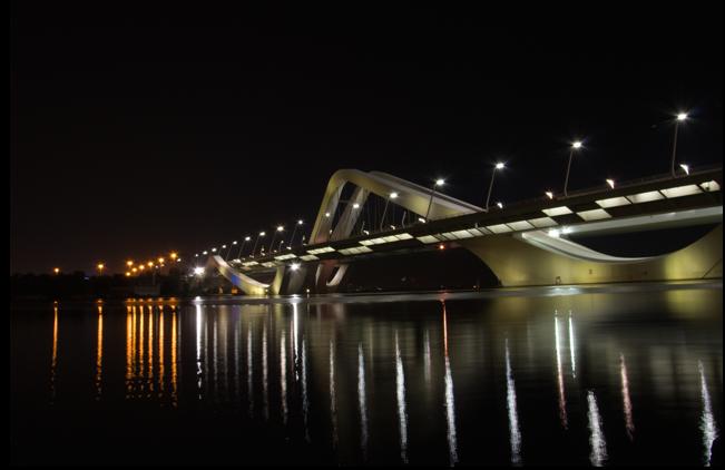 bridge bearing, guard rails